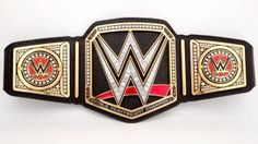 Amazing matches in WWE WWE is a company which is managing all types of wrestling matches. WWE stands for world wrestling entertainment and there are professionals working in this company. Wwe Championship Belts, World Heavyweight Championship, Diy Wwe, Wwe Brock, Aj Styles Wwe, Wwe Party, Wwe Raw And Smackdown, Wwe Belts, Wwe World