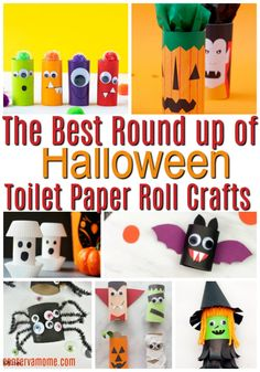 Halloween Crafts For Toddlers, Halloween Treat Bags, Easy Halloween Crafts, Halloween Activities, Diy Halloween Decorations, Toddler Crafts, Craft Activities, Holiday Crafts, Fun Crafts