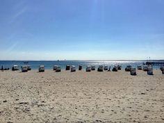 Der Strand von Pelzerhaken. Nur ca 50 m von der Ferienwohnung Himmel und Meer entfernt. https://suedkap-pelzerhaken.com