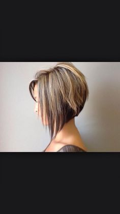Concave bob - maybe not so long