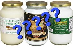 #CoconutOil - virgin vs. refined.  How do you choose? #paleo