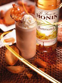 MONIN Butterscotch syrup ambiant