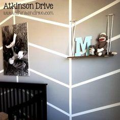 Hanging Pallet Shelves   Atkinson Drive