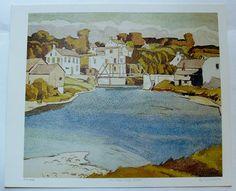 $29.99  Group OF Seven ART Print THE MILL Pond Salem BY A J Casson   eBay