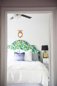 A Layered And Colorful DC Home Tour | theglitterguide.com