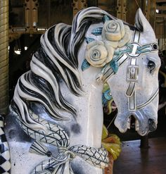 ptc carousel horse - Google Search