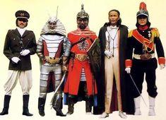 Shoka crew, Kamen Rider