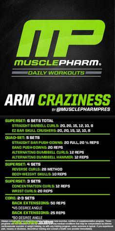 Arm Craziness