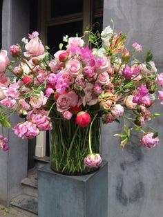 Beautiful Valentine's Day bouquet.
