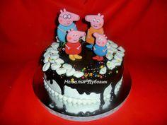 свинка пеппа #торт_на_заказ_харьков #мульт_герои #бисквитный_торт #комбинированный_торт