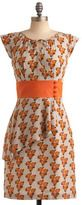 Modcloth again - I have this one. It looks flattering on the figure and flows nicely.