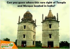 This sight where a mosque, a temple and a gurudwara are located at the same place portrays the brotherhood of India. This is a place of integrity which was once home to a large Anglo-Indian community.
