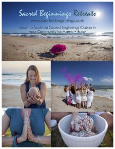 Sacred Beginnings is an amazing program for women to come together with their babies in a sacred way for 8 weeks with other mothers! Learn to become a Sacred Beginnings Instructor! This is another program from the Sacred Living Movement! www.sacred-beginnings.com