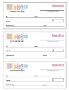 I'm so excited to add LuLaRoe business card design templates to my ...