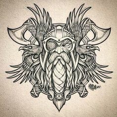 odin tattoo design & odin tattoo + odin tattoo vikings + odin tattoo sleeve + odin tattoo symbols + odin tattoo design + odin tattoo vikings norse mythology + odin tattoo for women + odin tattoo mythology Norse Mythology Tattoo, Norse Tattoo, Celtic Tattoos, Viking Tattoos, Tattoo Symbols, Axe Tattoo, Celtic Raven Tattoo, Viking Tattoo Symbol, Armor Tattoo