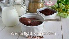 Crema light velocissima al cacao | Giovi Light