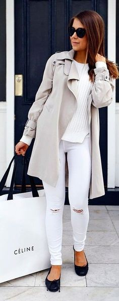 #spring #fashionistas #outfit #ideas |Spring neutrals outfit | Mariannan