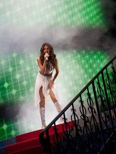 selena gomez stars dance concert at toyata center | Selena Gomez concert at Toyota Center November 2013