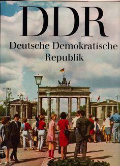 DDR Deutsche Demokratische Republik Bildband 1969 mit Schuber