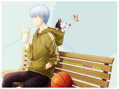 Kuroko Tetsuya - Kuroko no Basuke - Wallpaper - Zerochan Anime Image Board Kuroko No Basket, Fanarts Anime, Manga Anime, Anime Art, Blade Runner, Kurokos Basketball, Kagami Kuroko, Kiseki No Sedai, Akakuro
