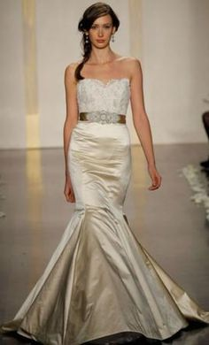 Lazaro 3207: buy this dress for a fraction of the salon price on PreOwnedWeddingDresses.com