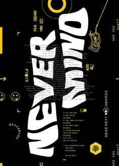 D&AD Next Awards 活動海報  http://www.fnazca.com.br/index.php/2015/11/30/are-you-next/