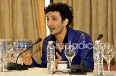 minujin, actor argentino.