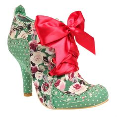 Isolde Beauty: Adventures in Camden: fairy tale inspired shoes from Irregular Choice
