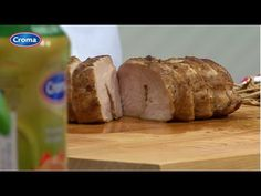 De lekkerste Rollade bak je makkelijk samen met Croma - YouTube Baked Potato, Bread, Ethnic Recipes, Youtube, Food, Picture Cards, Meal, Essen, Hoods
