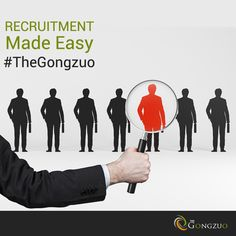 No #company wants to spend time #recruiting! They rather spend time #implementing! We help #companies meet their resource #requirements faster so they can start implementing their plans faster! https://www.thegongzuo.com/