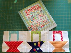 dream quilt create: Quilty Fun Sew Along, Week Four