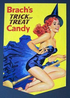 klappersacks, oldsoulretro:   Vintage Brachs Candy Advertising