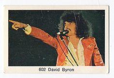 1970s Swedish Card #602