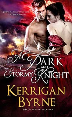 A Dark and Stormy Knight (Victorian Rebels Book 7) by Kerrigan Byrne Dark & Stormy, Stormy Night, Good Books, Books To Read, Free Books, Kindle, Mystery Genre, Price Book, Popular Books
