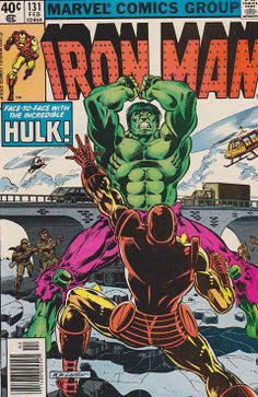 Iron Man v1 #131 Very Fine $5.00