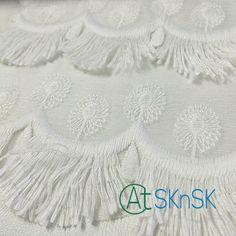Nouveau Motif Fleuri Gris Stretch Dentelle Tissu couture Artisanat costumes