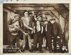 Buster-Keaton-lobby-card-from-The-High-Sign-Lot-152