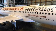 Virgin America will offer free Wi-Fi for Netflix content on select flights | The Verge