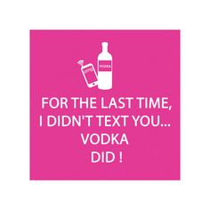 Vodka Did It Paper Cocktail Napkins ($7) ❤ liked on Polyvore featuring home, kitchen & dining, table linens, paper beverage napkins, colored paper napkins, paper serviettes, colored napkins and paper table napkins
