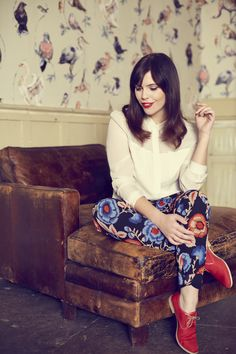 Carrie of Wish Wish Wish styles our latest fashion edit, A Seventies Spring...