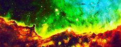 Hubble Cloud by SirDouglasFresh