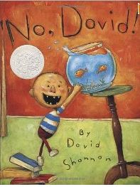 no david spin off: students create a yes david book to show and tell what rules he should follow at school