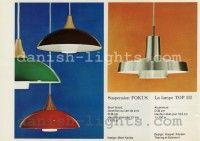 Lyfa   ID your vintage danish lights