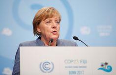 Metas para o clima acordadas em Paris são insuficientes diz Merkel