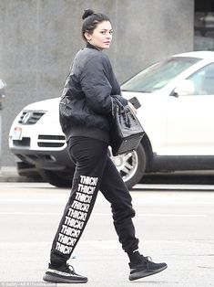 Au naturel: Kylie Jenner went for lunch in Calabasas on Saturday in a very low-key look