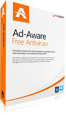 Image result for Ad-Aware Free Antivirus 12.0.6