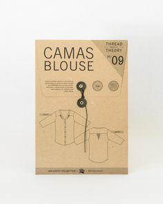 Camas Blouse - Thread Theory - 1