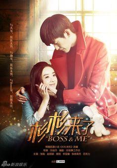 ❤Boss & Me Chinese Drama / Genre: Comedy, Romance / Best Love Stories, Love Story, Kdrama, Ver Drama, Drama Tv, Boss Me, Best Dramas, Korean Dramas, Romance