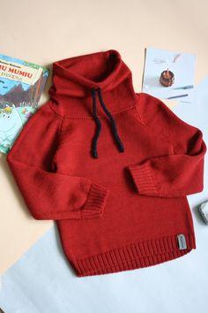 Merino wool sweater toddler turtleneck knitted jumper | Etsy