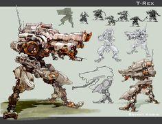 Concepts Robots